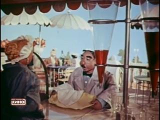 Тихая пристань.1957 г.Виртуозно сделаный кукольный фильм