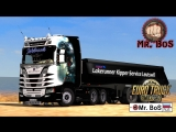 Конвой в Euro Truck Simulator 2 MP! Эксклюзив!