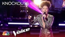 The Voice 2018 Knockout - Kelsea Johnson: Rise Up