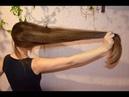 Sophia Mitchelle Long hair styling hair Aesthetic