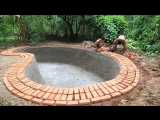 Build Swimming Pool of water