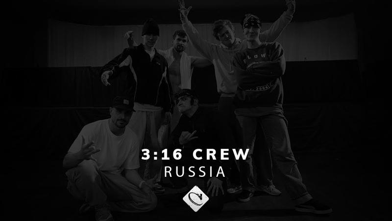 316 CREW (RUSSIA) by CHRONIX