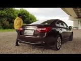 Subaru Legacy 2018. В бой