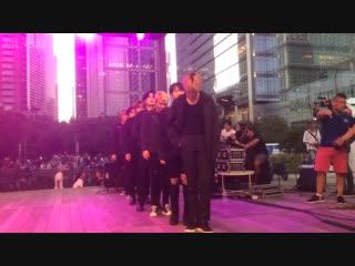 BAIKAL -Fake Love BTS cover Korean Festival