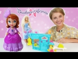 Бантики косички • БАРБИ украшает свой зоомагазин! Play-Doh Town.