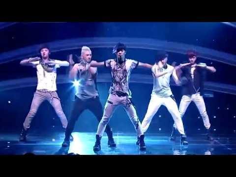 뉴이스트 (NU'EST) - Action (액션) 교차편집 Stage MIX