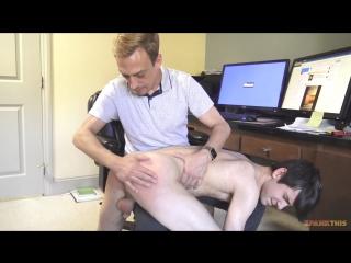 [Spank This] Slacker Spanking (Caleb Gray & Jeff Sterne)