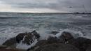 Анапа, шторм на море