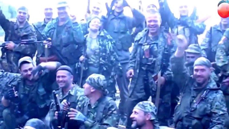 КСОВД. Танцуй Россия и плачь Европа в версии ополченцев Донбасса