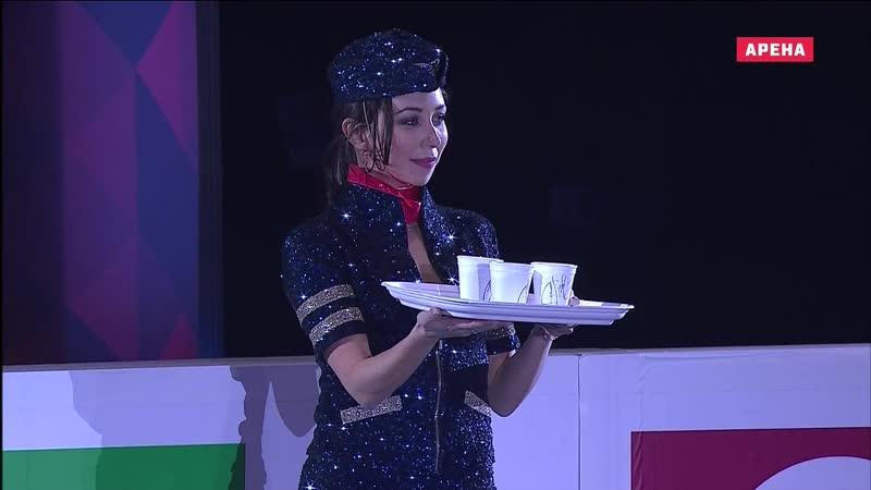 Елизавета Туктамышева. Показательное выступление (ПВ). Финал Гран-При 2018
