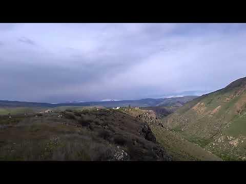 Армения, Банаван Аждаак, ущелье реки Азат, Гегамский хребет
