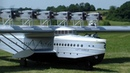 Flying boat Dornier DO-X 1929 Scale RC model Airplane with 12x O.S Engine