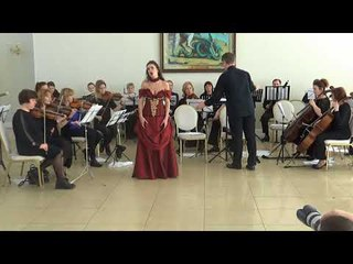 05 Дж Пуччини Ария Магды из оперы «Ласточка» Оксана Гогина