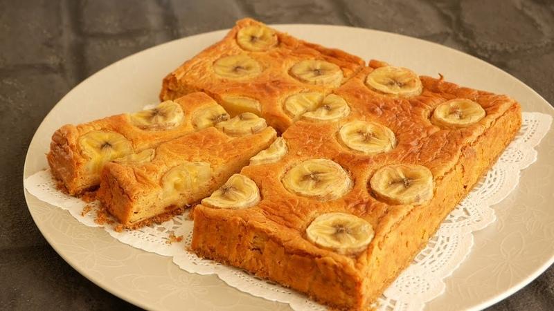ちょっと大人なバレンタインに♡キャラメルバナナチーズケーキ | Caramel banana cheese