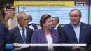 Новости на Россия 24 • ЦИК РФ: в ходе жеребьевки 14 партий получили свои номера