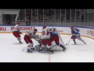 «Кубок «АЛРОСА». Олимп.Россия - Беларусь 1:0 (ОТ)