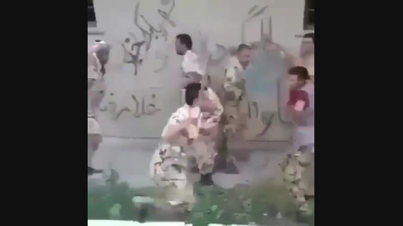 Иракцы танцуют