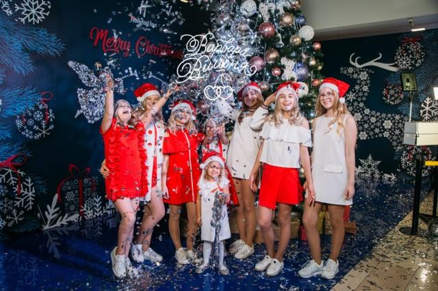 Новогодний вечер для друзей Holiday Inn Samara, 20 декабря 2018 г.