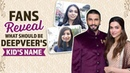 Fans reveal what should be DeepVeer's kid's name | Bollywood | Pinkvilla