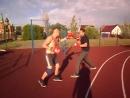 спортивная драка между школьником и выступавшим в мма парнем