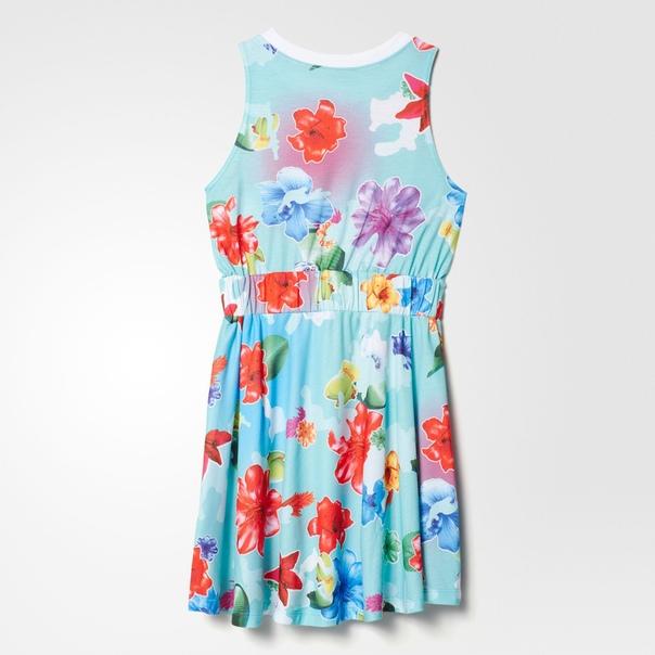 Платье Allover Floral