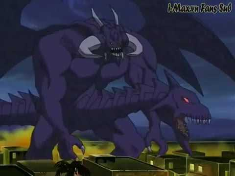 Yu Gi Oh! Duel Monsters Tập 218 Zorc vs Blue Eyes Ultimate Dragon