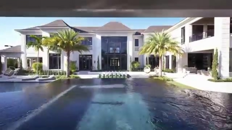 Waterfront Delray Beach Estate Offered at $20 Million.mp4