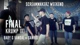 BABY G VANDAL vs SANRIO (FINAL KRUMP 1x1) SMMZ WEEKEND