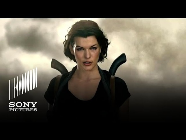 Resident Evil Afterlife - TV Spot 2