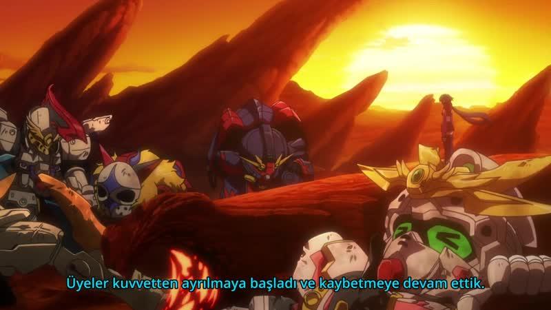 [Tempest Fansub Official] Gundam Build Divers - 11. Bölüm