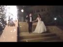 фонтаны на свадьбу 123Пли фейерверк
