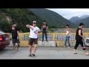 Парни Классно Танцуют На Кавказе 2018 Чеченская Лезгинка Потому Что Я Влюблен El_HD