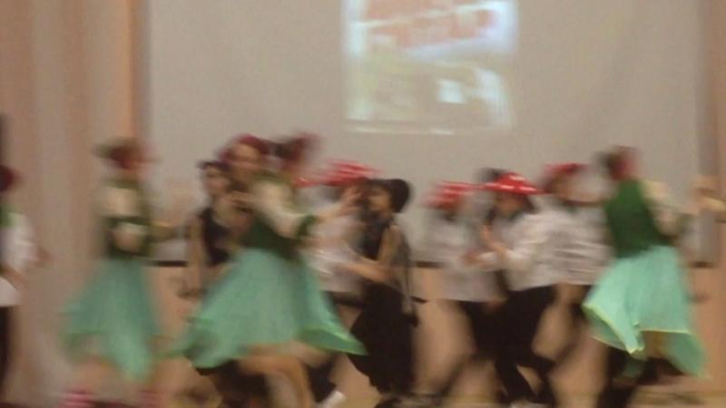 Мюзикл )танцуем
