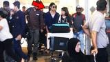 Katrina Kaif Spotted At Mumbai Airport