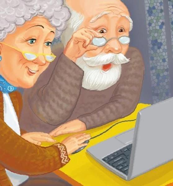 Опять за своим компютером! возмутилась бабушка, заходя в комнату. К стулу ещё не приклеилась Настроение у меня в то утро было благодушное, поэтому огрызаться я не стала напротив, охваченная