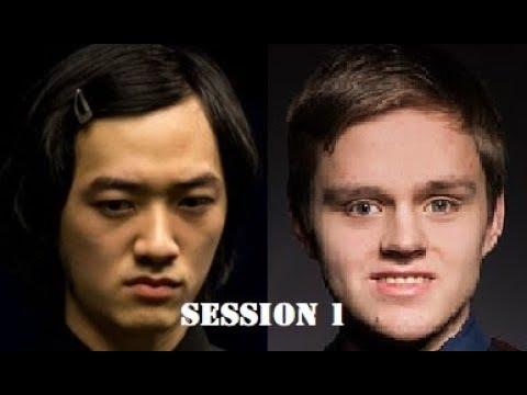 Sunny Akani v Lukas Kleckers (session 1) | R1 World Snooker Championship Qualifiers 2018