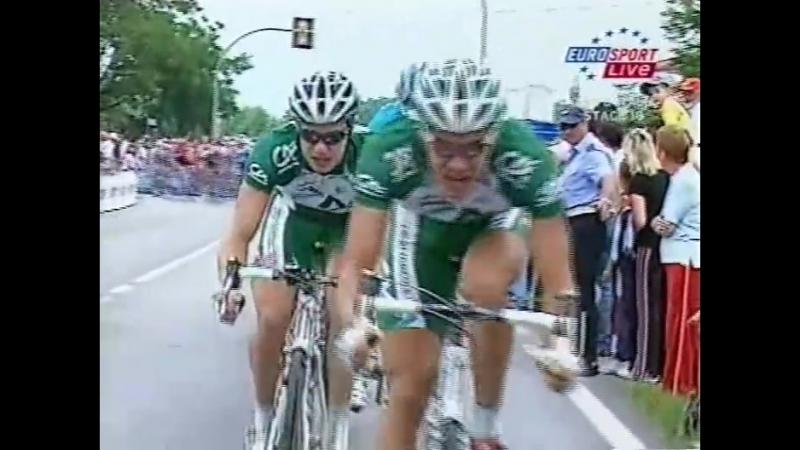 Giro dItalia 2007 stage 18 31 May Udine to Riese Pio X _