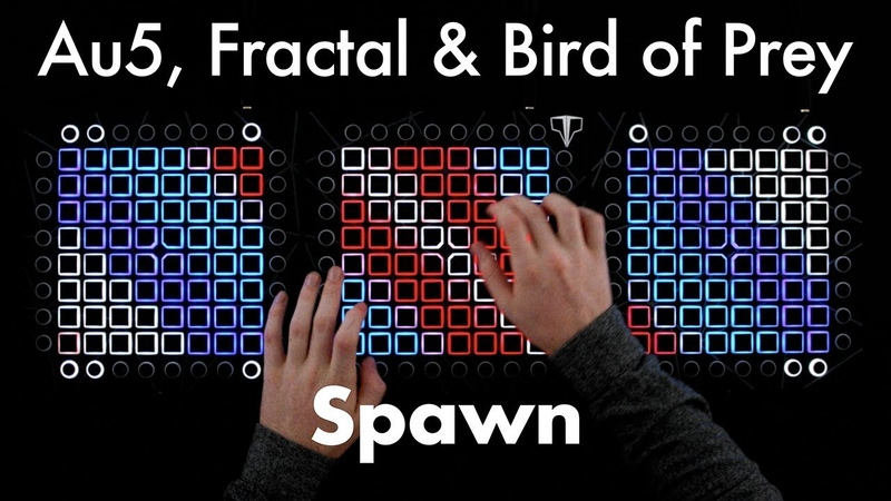 Au5, Fractal Bird of Prey - Spawn Launchpad Performance