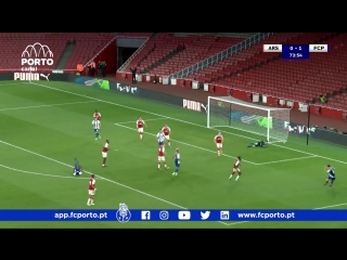 Futebol: arsenal sub-23-fc porto b, 0-1 (premier league international cup, final, 08/05/18)