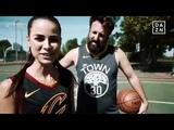 DAZN NBA Finals mit Paul Ripke und Lena Meyer-Landrut
