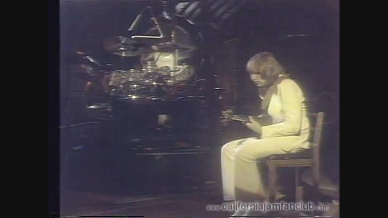 Emerson, Lake _ Palmer-- Jazz Improvisation _ 1974 California Jam