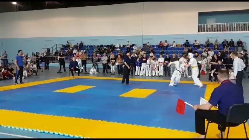 Базарные матаки 2 бой