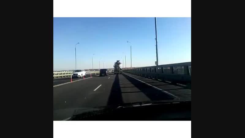 Мои впечатления о ремонте моста через Оку. Ехать можно, но с учетом того что все лето прошло в ожидании окончания этого ремонта.