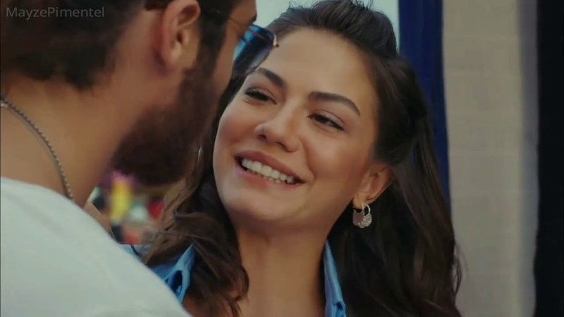 Can and Sanem - Say you wont let go