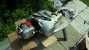 Проект Мини мокик Stella с двигателем от питбайка 4 Обзор двигателя Moped Mini Mokik Stella