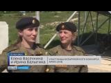 Military drivers competiton in Ostrogozhsk