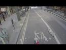 Велосипедист вышел на тропу войны
