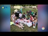 Как проходят встречи молодых мамочек в Альметьевске