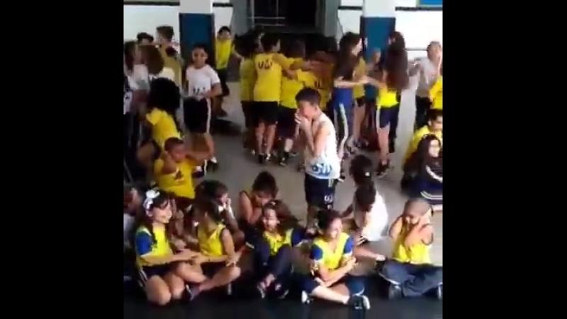 Torcida colossal do Bolsonaro