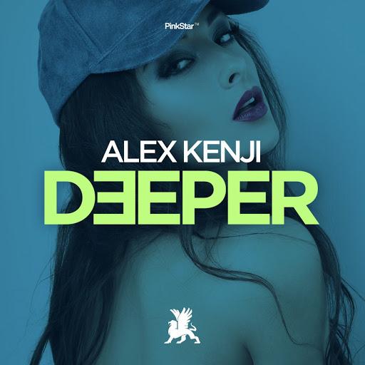 Alex Kenji альбом Deeper